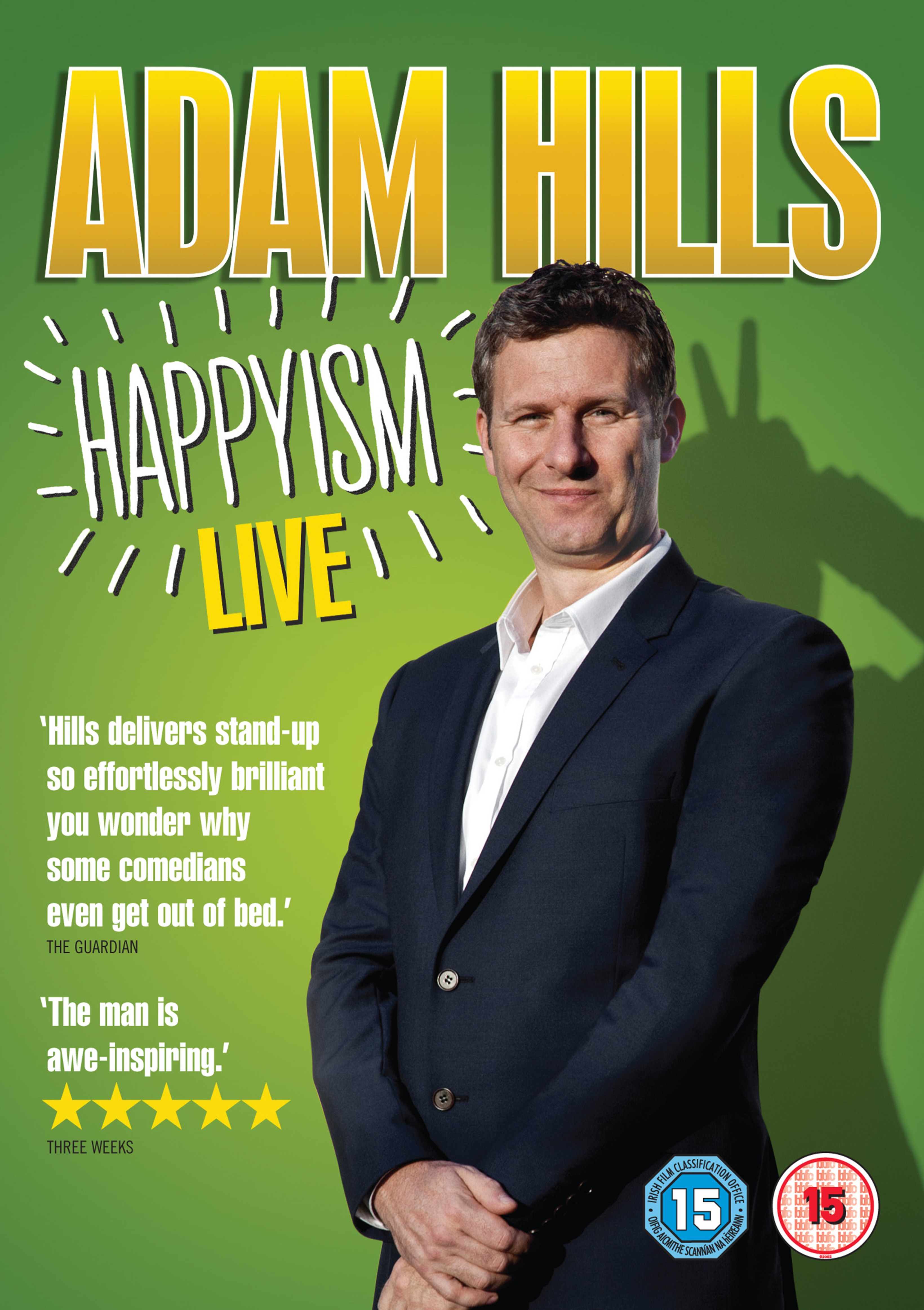 Adam Hills: Happyism - 1