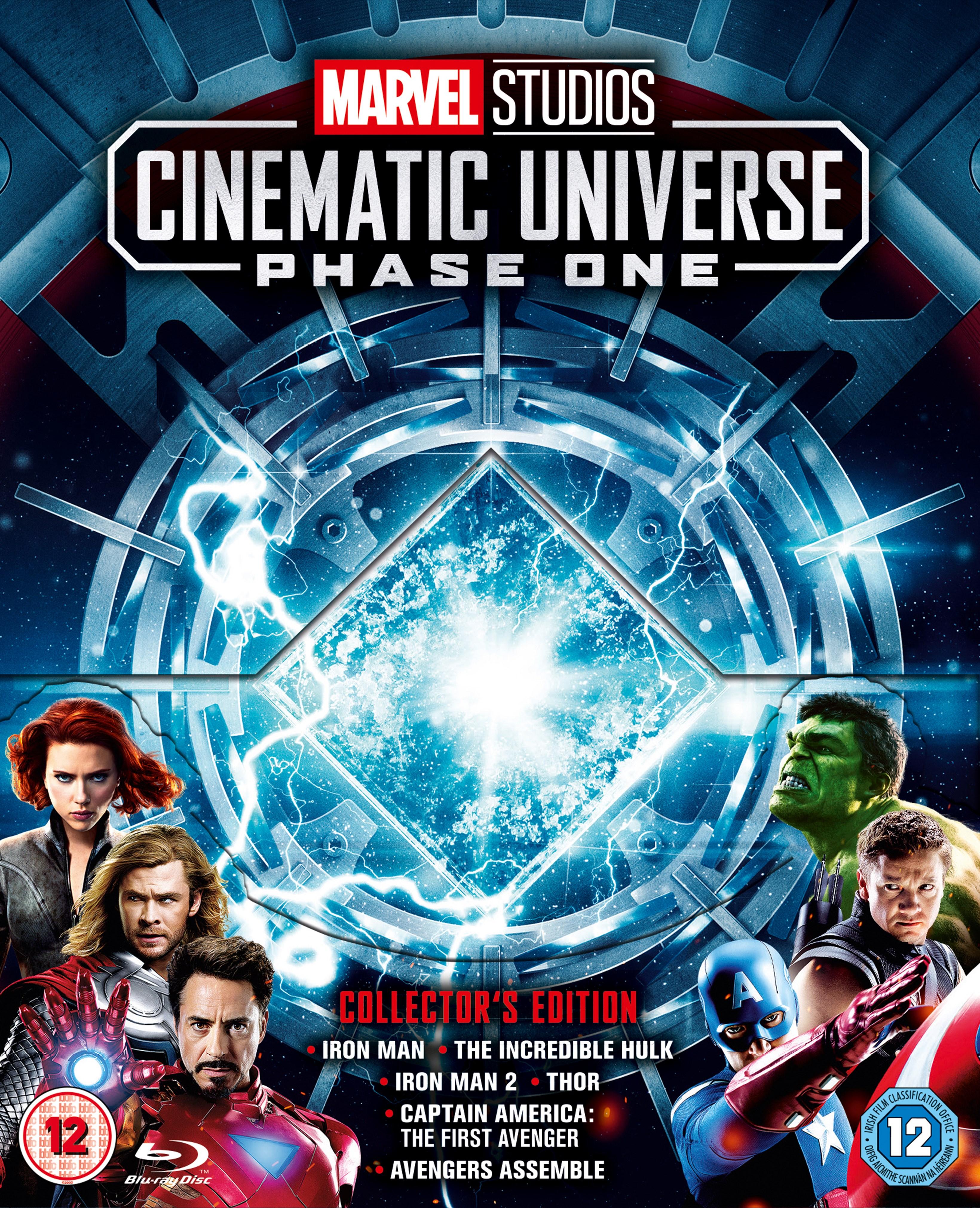 Marvel Studios Cinematic Universe: Phase One - 1
