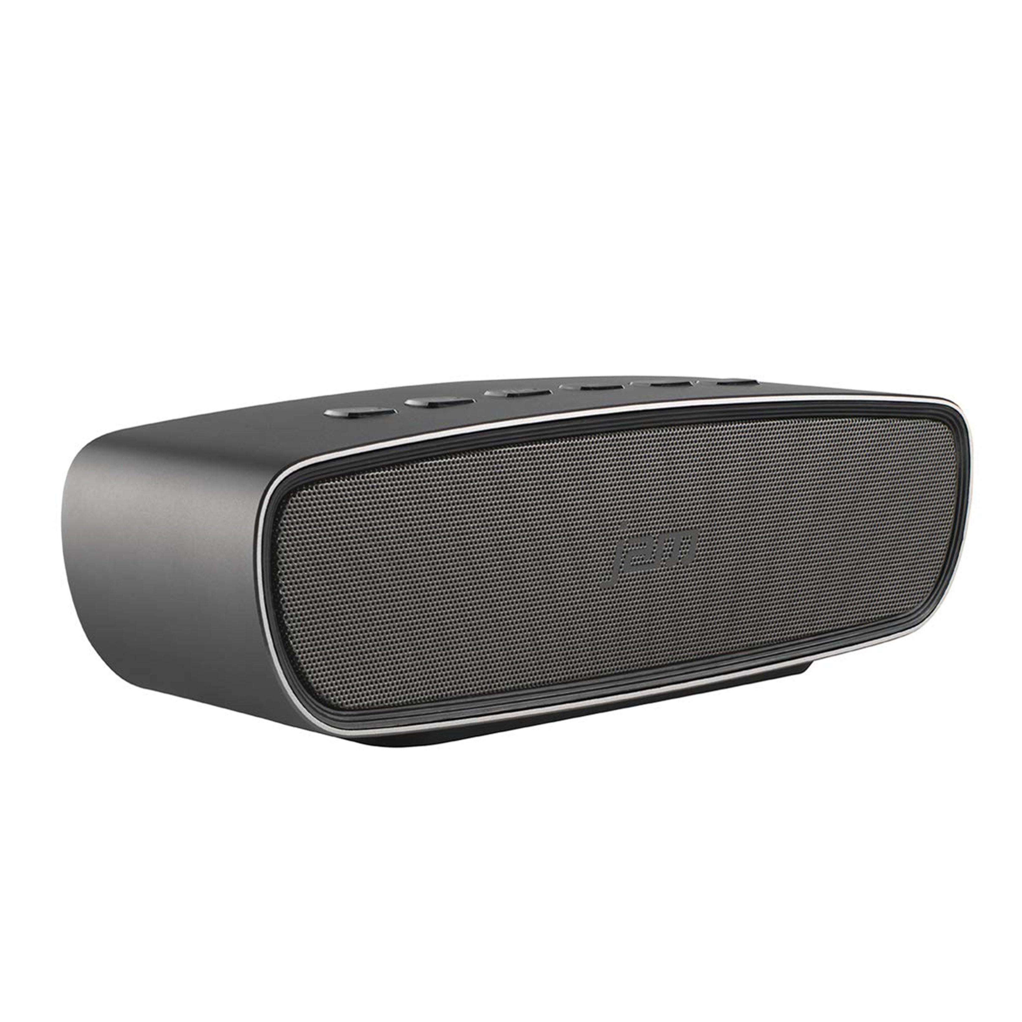 Jam Heavy Metal Bluetooth Speaker - 1