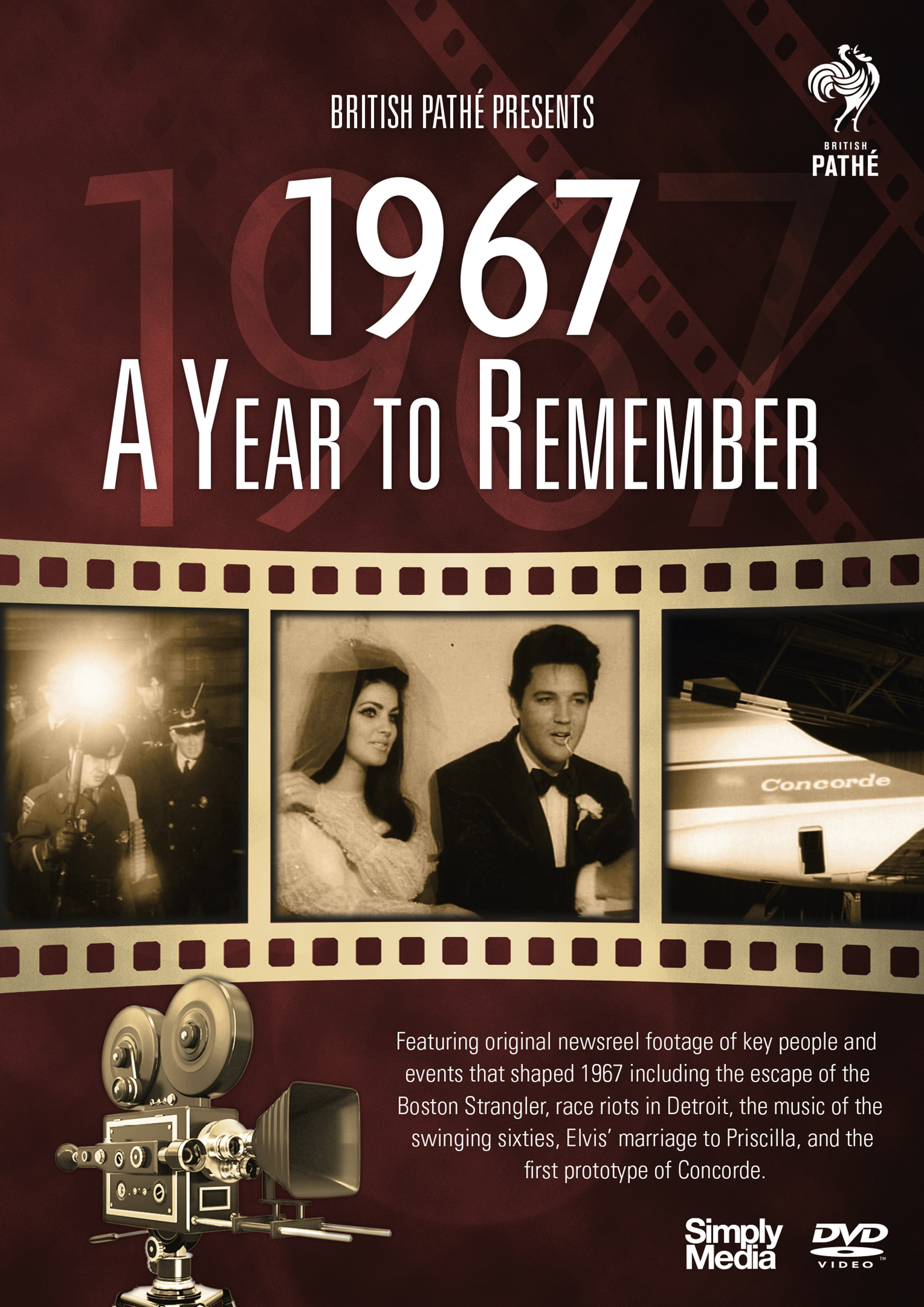 A Year to Remember: 1967 - 1