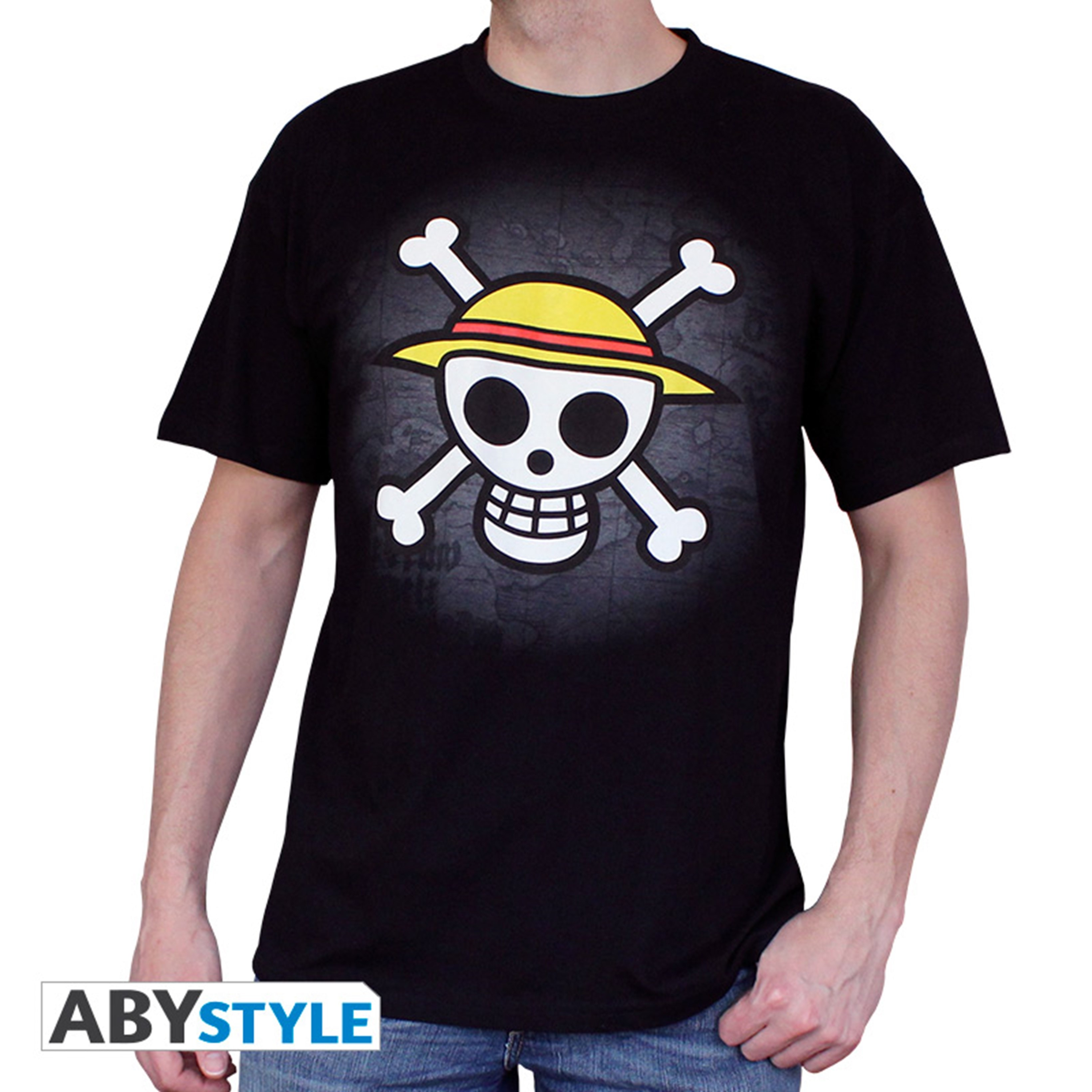 One Piece Skull With Map (Small) - 1