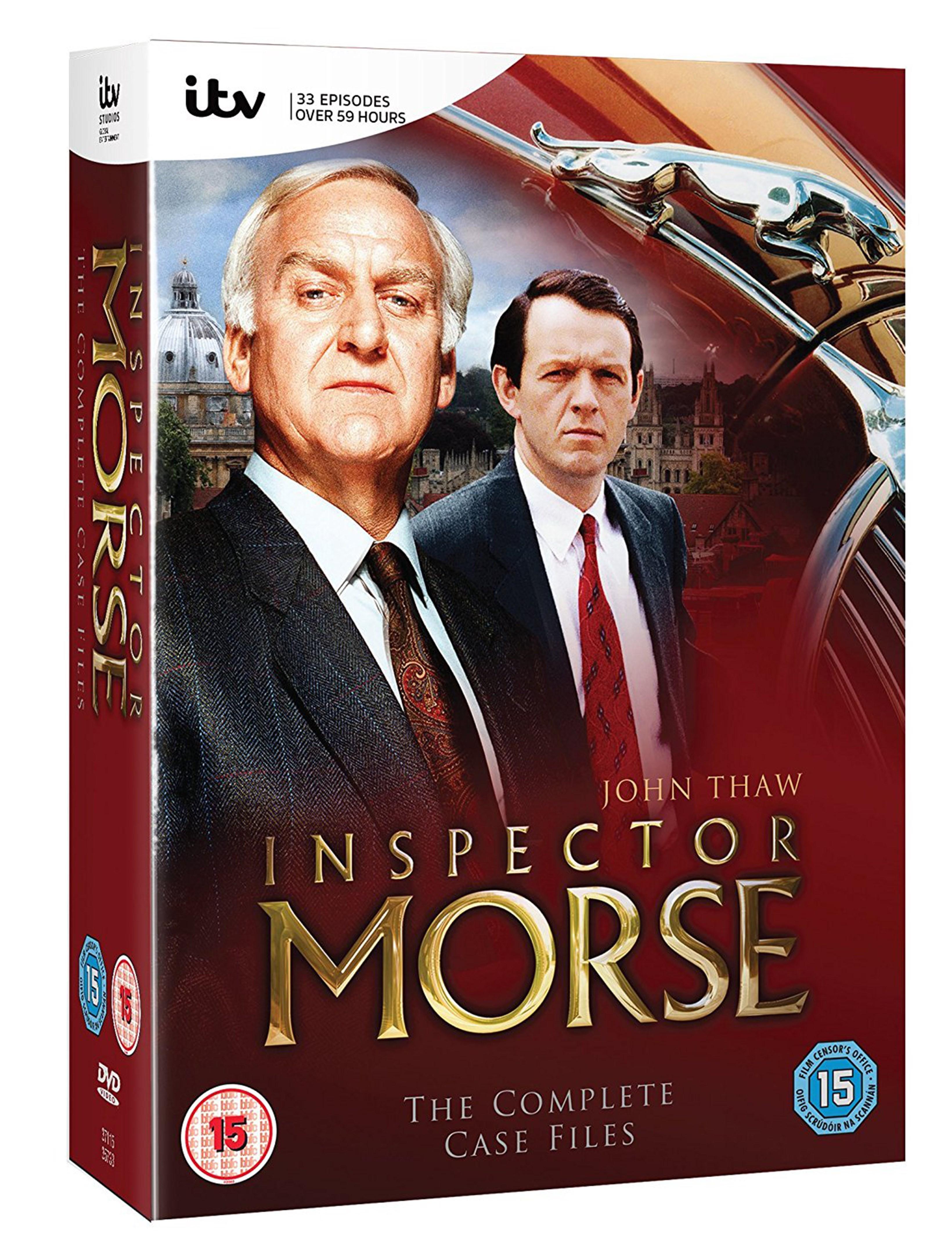 Inspector Morse: Series 1-12 - 2