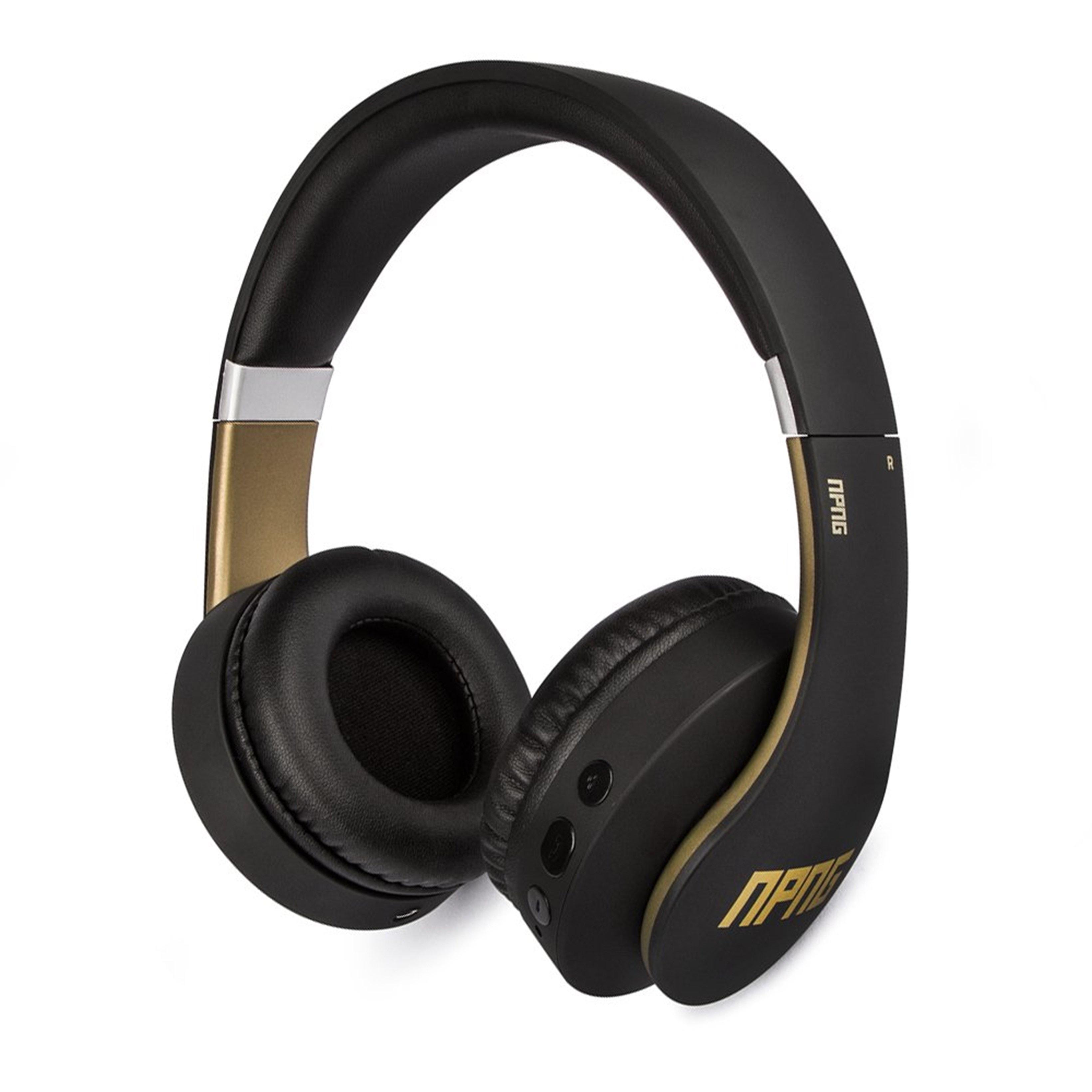 No Proof No Glory (NPNG) NP-2 Bluetooth Headphones - 1
