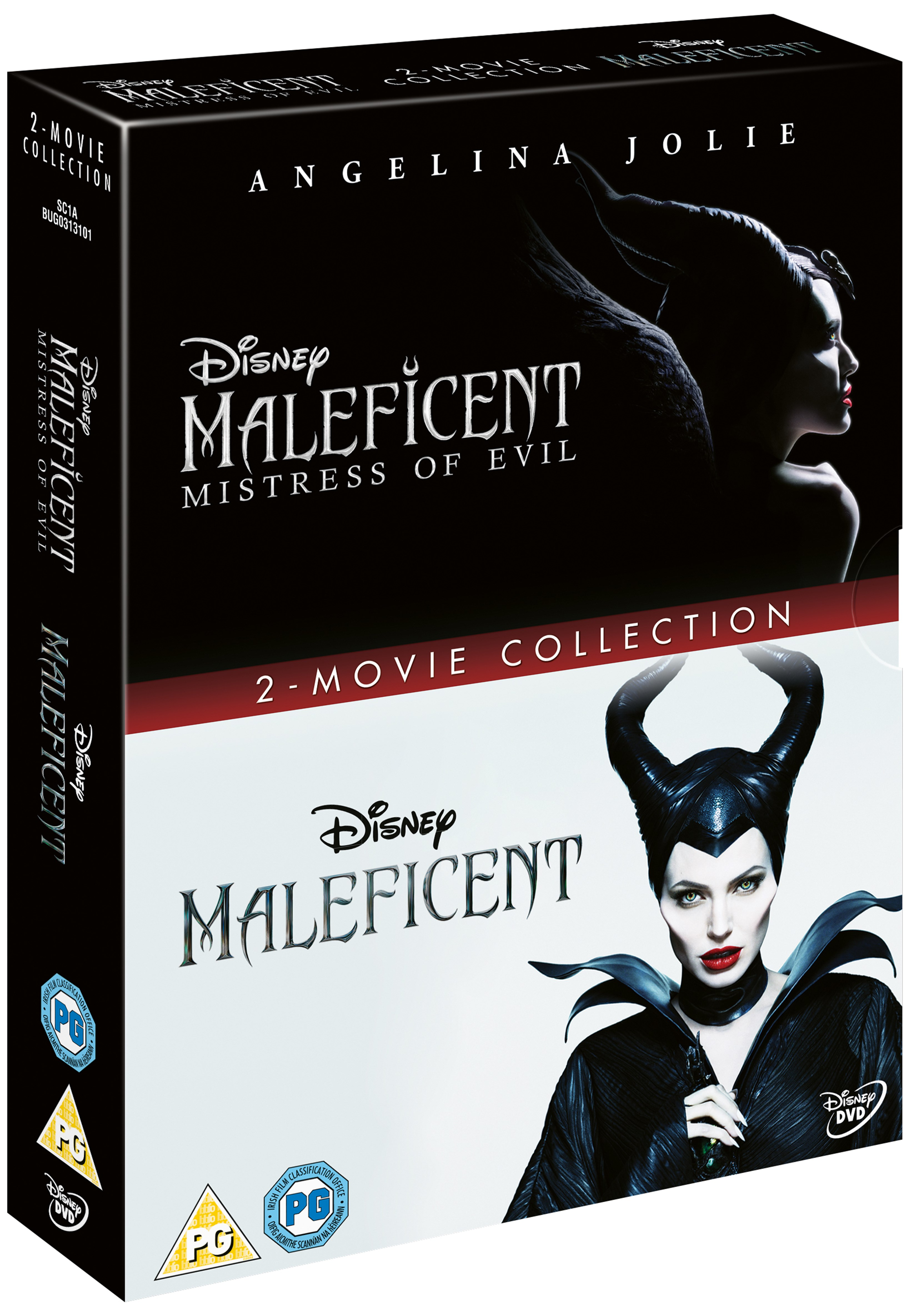 Maleficent: 2-movie Collection - 2