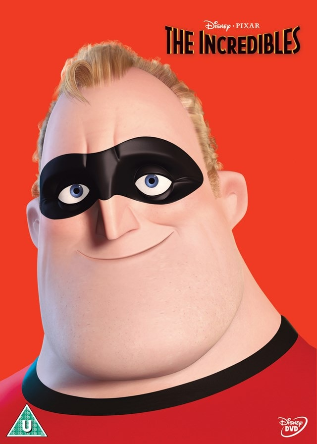 The Incredibles - 1