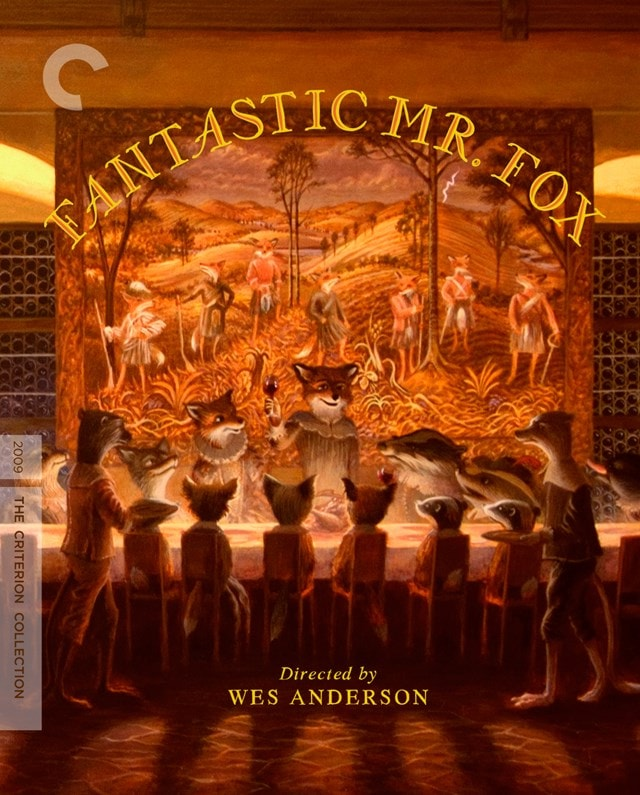 Fantastic Mr. Fox - The Criterion Collection - 1