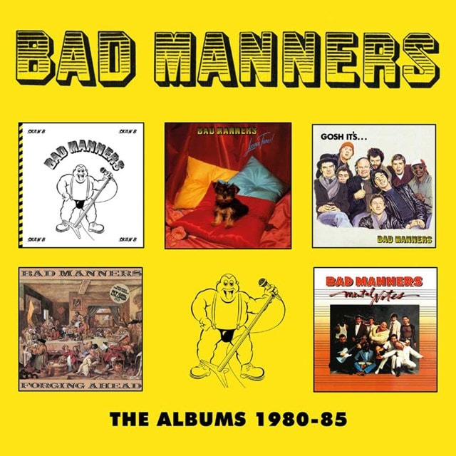 The Albums 1980-85 - 1