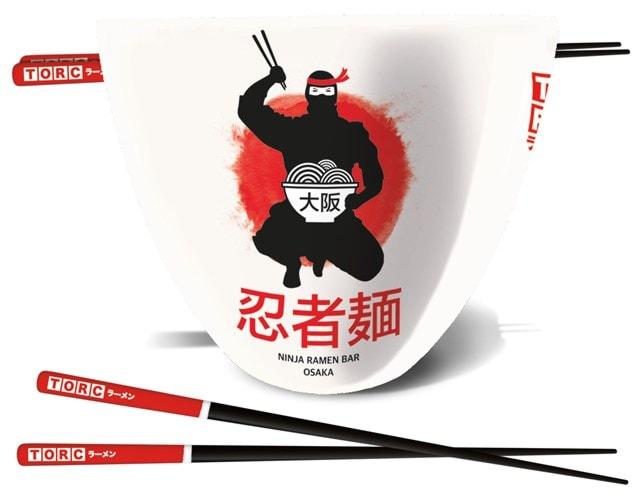 Ninja: Original Ramen Company: Ramen Bowl Set (hmv Exclusive) - 1