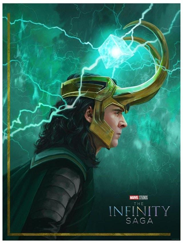 Loki: What Follows Limited Edition Lithograph Print - 1