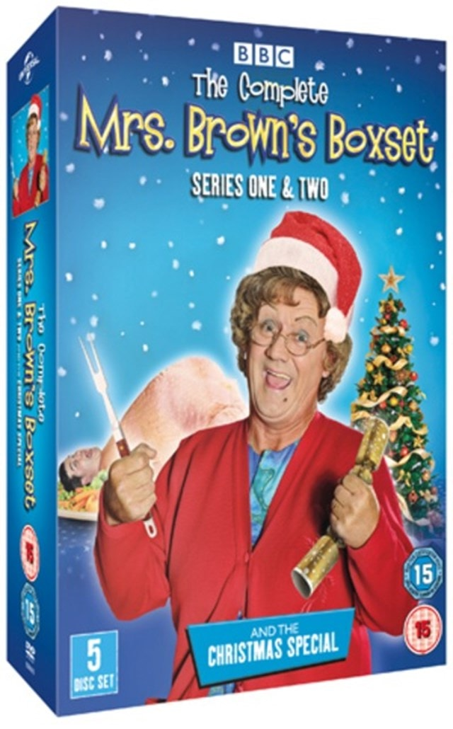 Mrs Brown's Boys: Complete Series 1 and 2/Christmas Special - 1