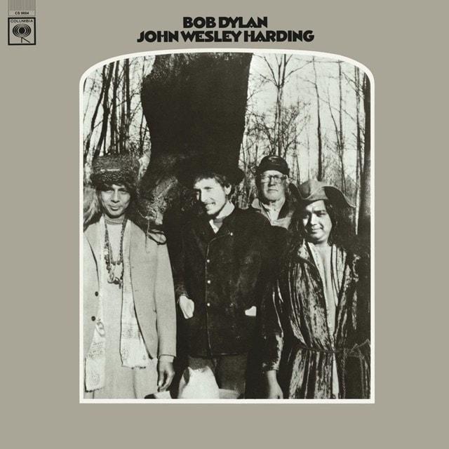 John Wesley Harding (2010 Mono Version) - 1