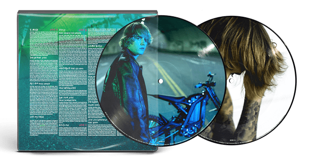 Justice - Limited Edition Picture Disc - 1