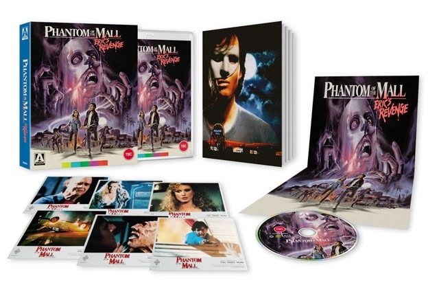 Phantom of the Mall - Eric's Revenge Limited Collector's Edition - 1