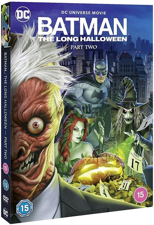 Batman: The Long Halloween - Part Two - 2
