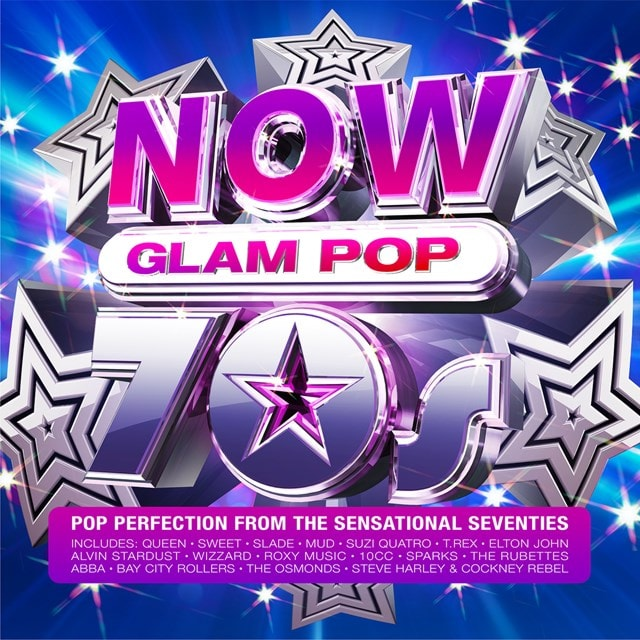 NOW 70s Glam Pop - 1