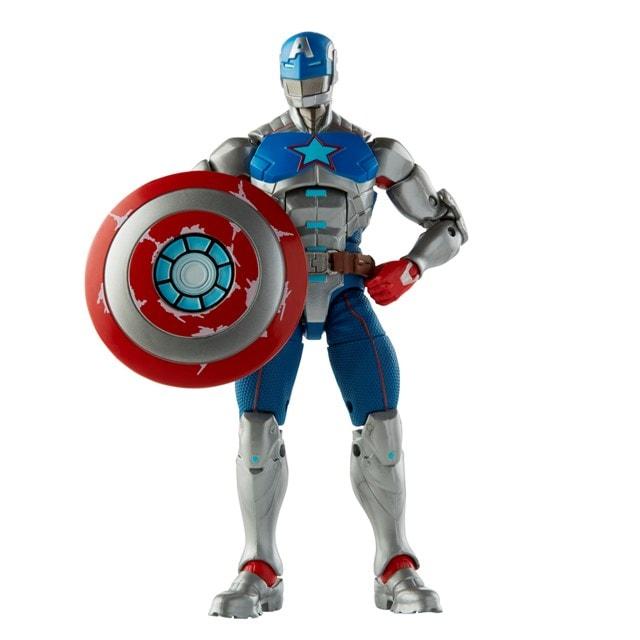 Civil Warrior: Contest Of Champions: Marvel Gamer Verse Action Figure - 10