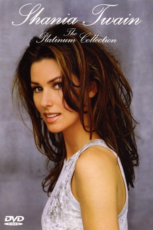 Shania Twain: The Platinum Collection - 1