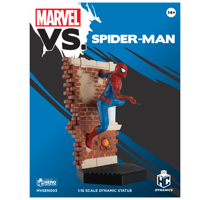 Spider-Man: Marvel Hero Collector Figurine - 4