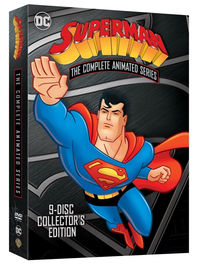 Superman: The Complete Animated Series - 3