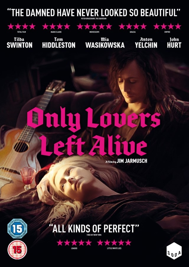 Only Lovers Left Alive - 1
