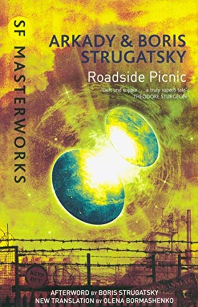 Roadside Picnic - 1