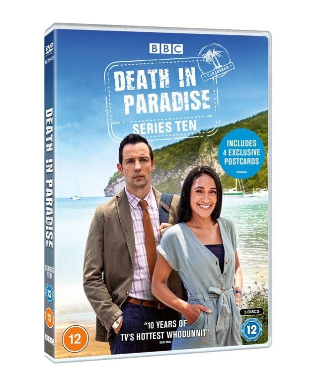 Death in Paradise: Series Ten - 3