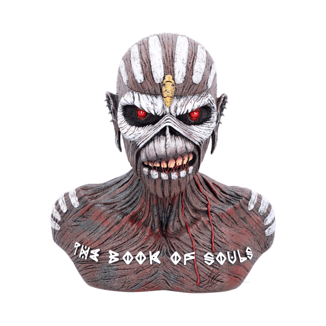 Iron Maiden: The Book of Souls Bust Storage Box - 1