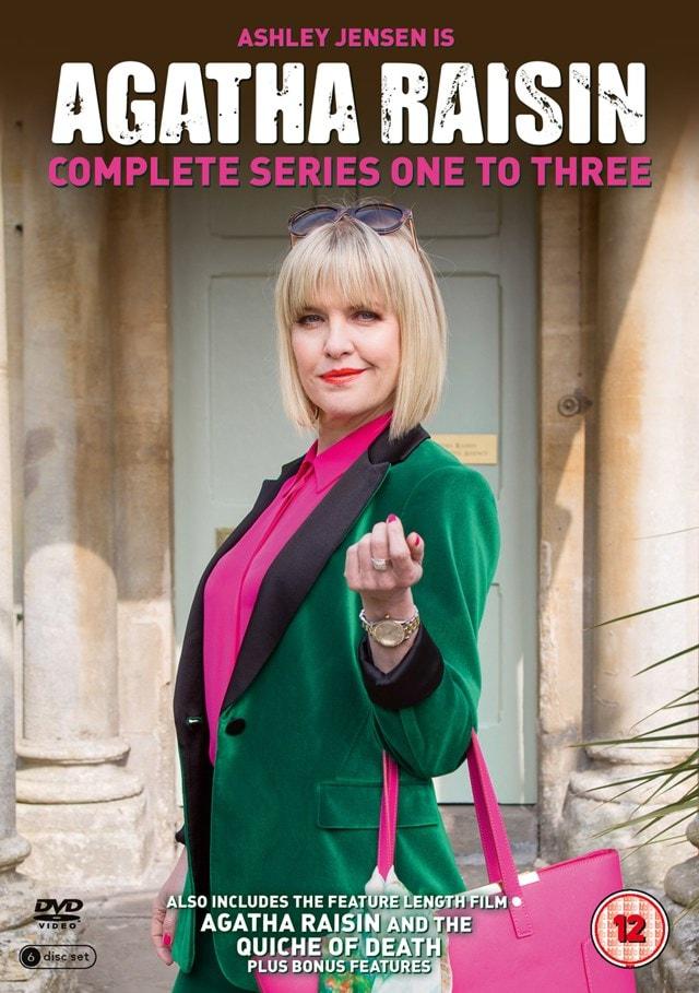 Agatha Raisin: Complete Series One to Three - 1
