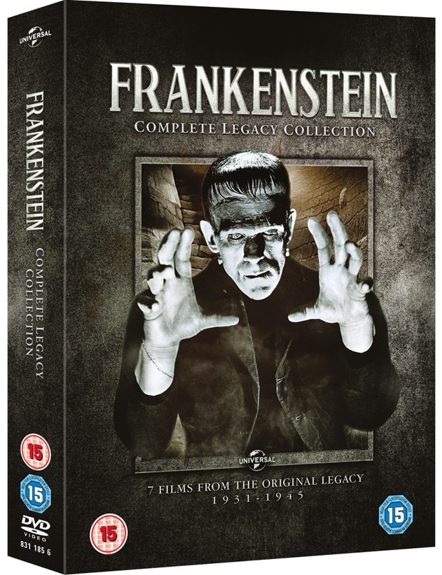 Frankenstein: Complete Legacy Collection - 2