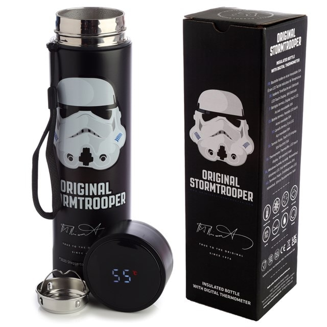 Original Stormtrooper Reusable Stainless Steel Thermal Insulated Bottle - 8