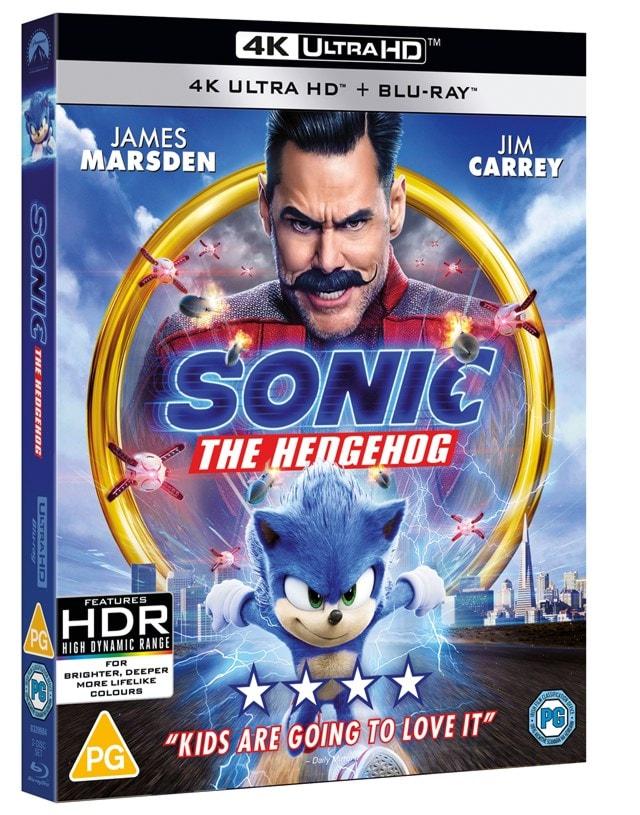 Sonic the Hedgehog - 2
