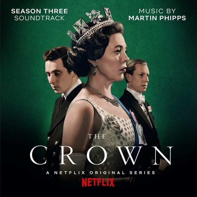 The Crown: Season Three Soundtrack - 1