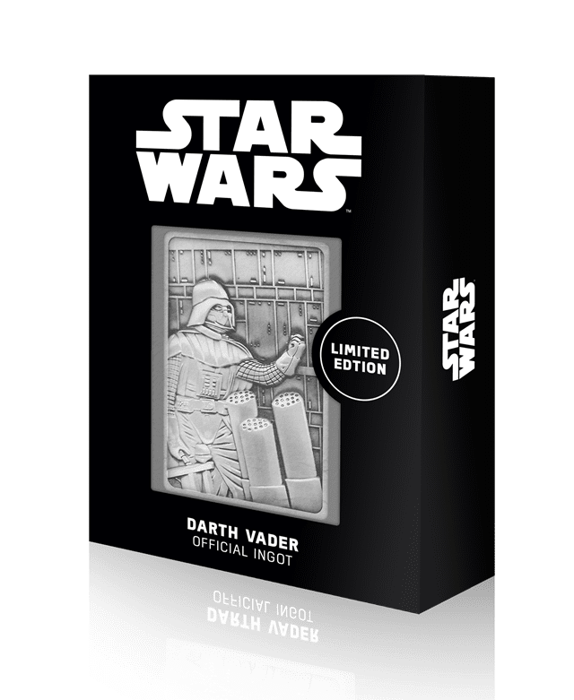 Darth Vader Bespin Scene: Star Wars Limited Edition Ingot Collectible - 1