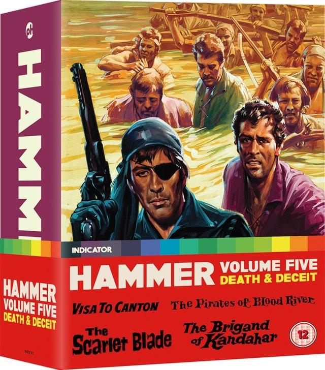 Hammer: Volume Five - Death & Deceit - 1