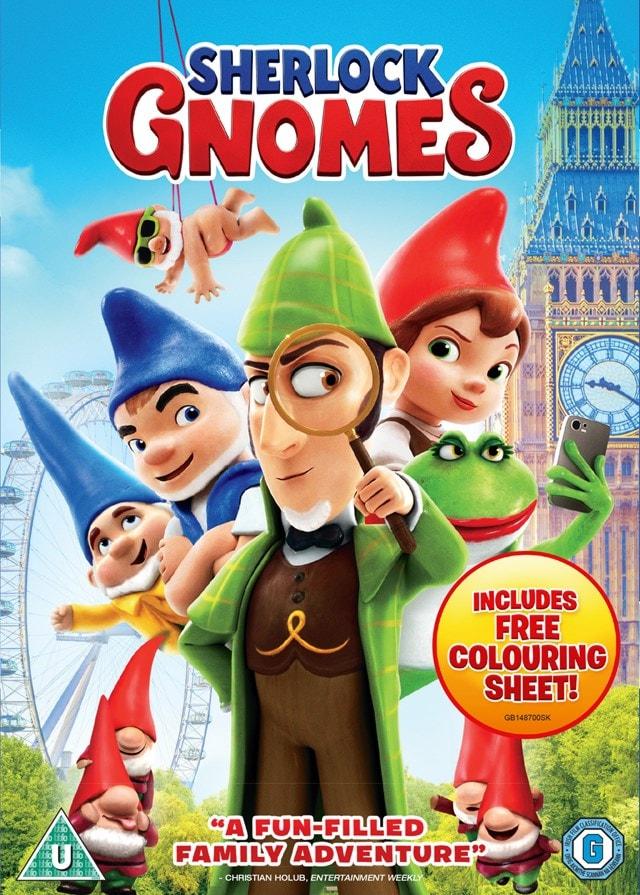 Sherlock Gnomes - 1