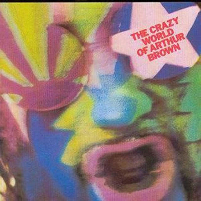 The Crazy World of Arthur Brown - 1