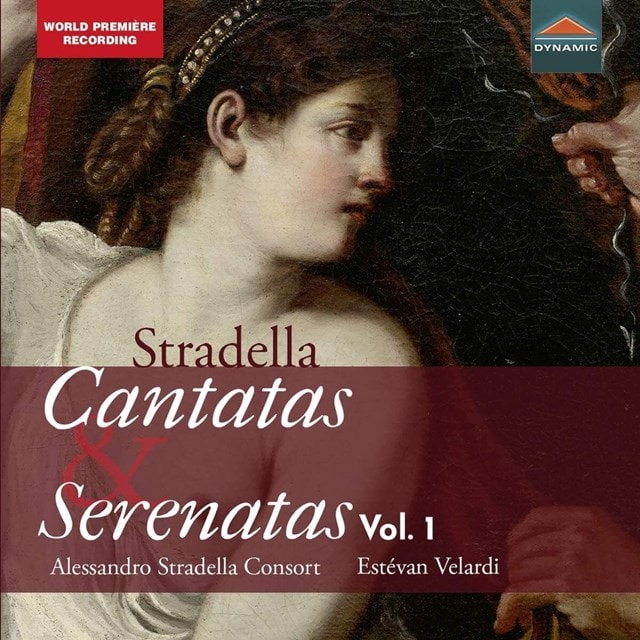 Stradella: Cantatas & Serenatas - Volume 1 - 1