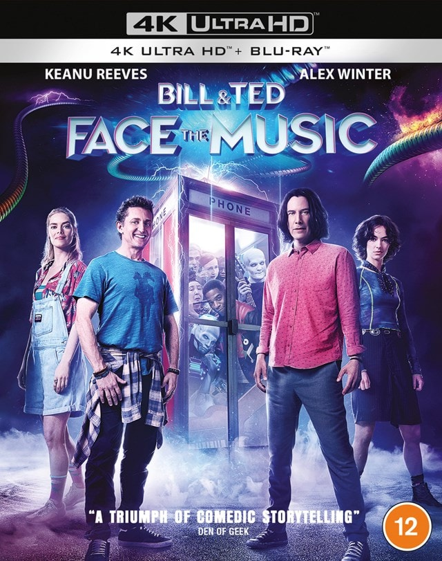 Bill & Ted Face the Music - 1