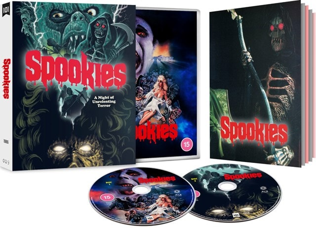 Spookies Limited Edition - 1