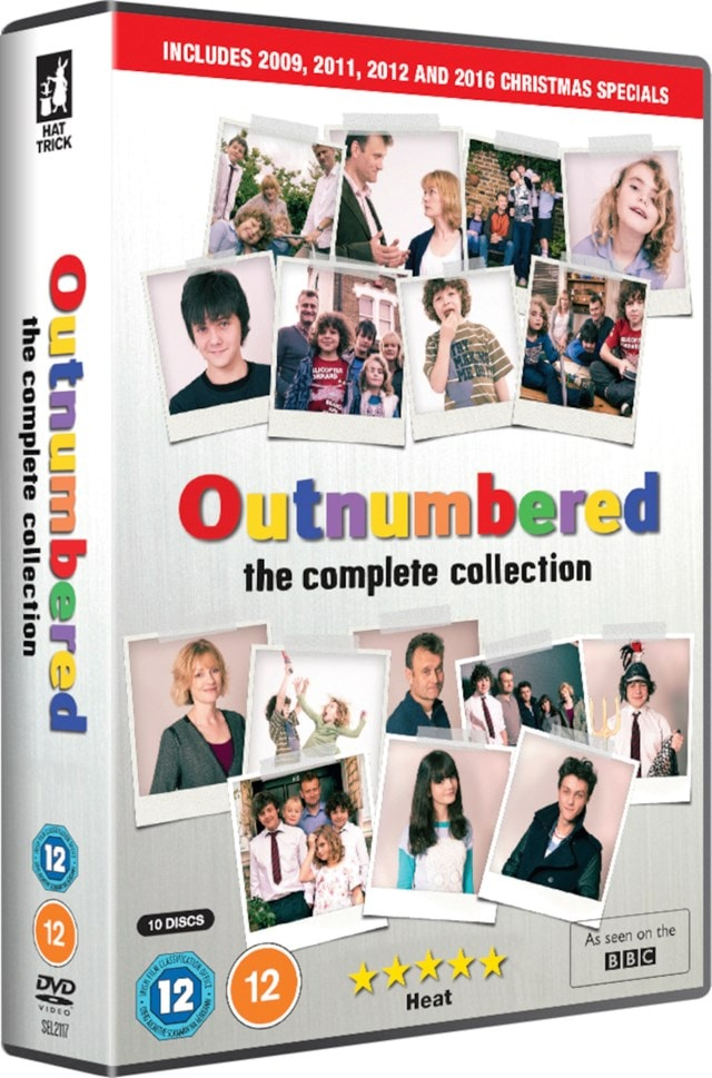 Outnumbered: The Complete Collection - 2