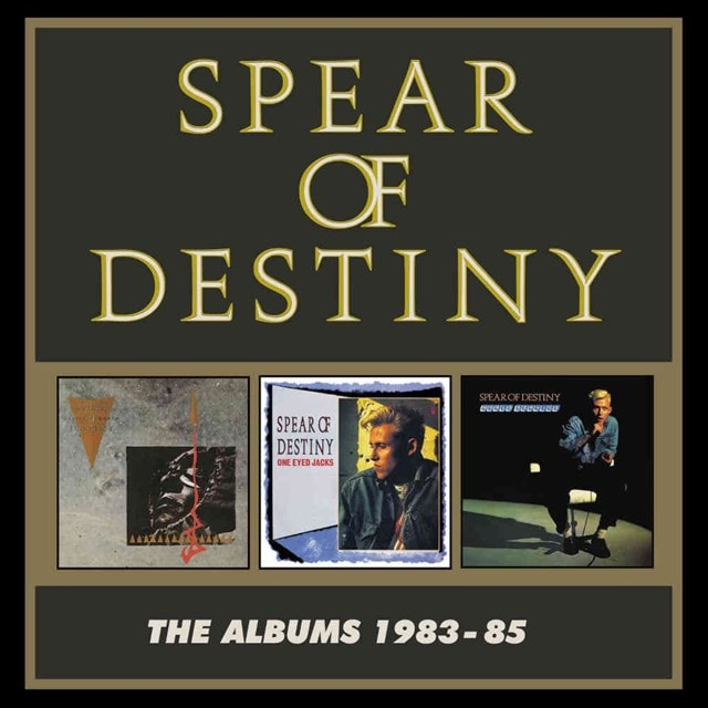 The Albums 1983-85 - 1
