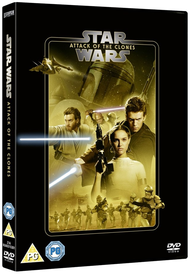 Star Wars: Episode II - Attack of the Clones - 2