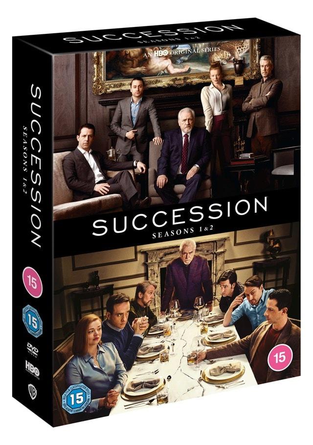Succession: Seasons 1 & 2 - 2