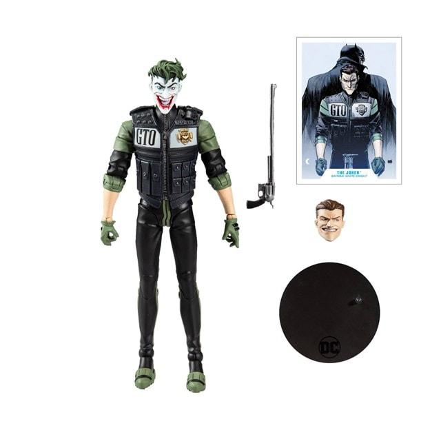 White Knight: Joker (DC Multiverse) Action Figure - 1