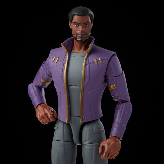 T'Challa Star-Lord: Hasbro Marvel Legends Series Action Figure - 4