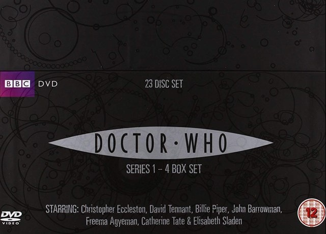 Doctor Who - The New Series: Series 1-4 - 1