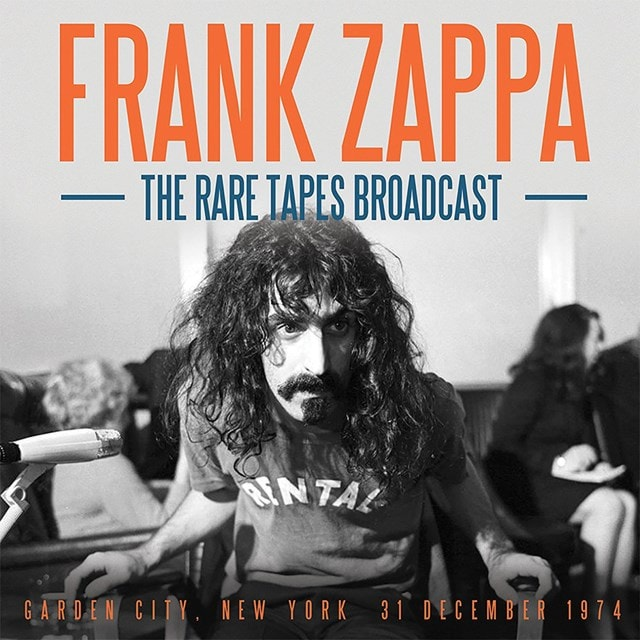 The Rare Tapes Broadcast: Garden City, New York, 31 December 1974 - 1