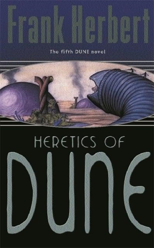 Heretics Of Dune - 1