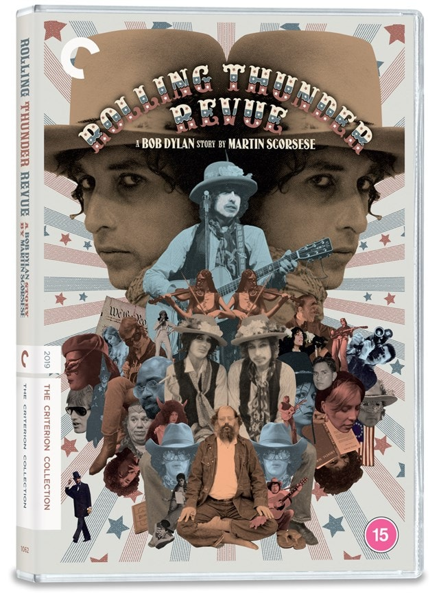 Rolling Thunder Revue - The Criterion Collection - 2