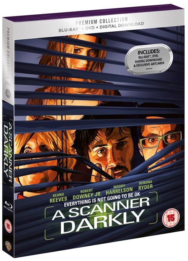 A Scanner Darkly (hmv Exclusive) - The Premium Collection - 2